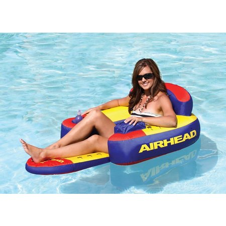 Airhead Bimini Lounger Inflatable Float