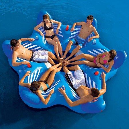 Sportsstuff Pool & Beach 6UP Lounge Float