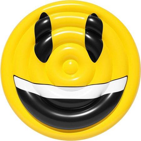 Sportsstuff Grin Emoji Pool Float
