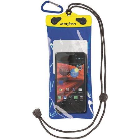 Dry Pak 4'' x 8'' Yellow/Blue Cell Phone