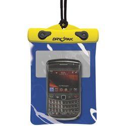 Dry Pak 5'' x 6'' Yellow/Blue Cell Phone