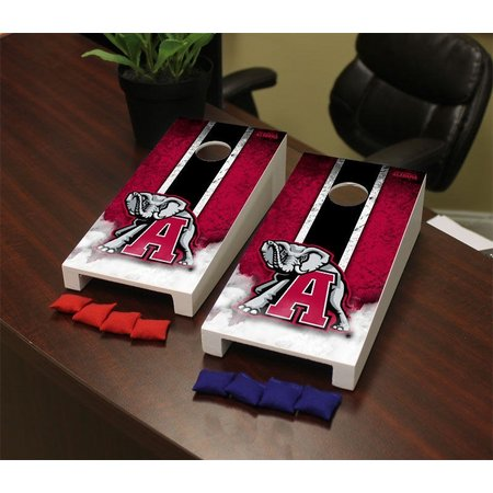 Alabama Crimson Tide Mini Cornhole Game Set