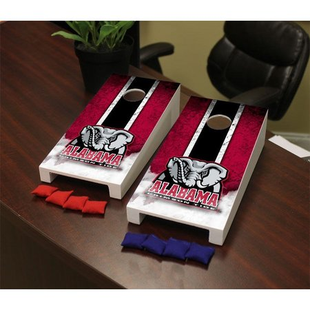 Alabama Mascot Mini Cornhole Game Set