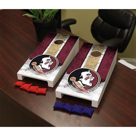 Florida State Mini Cornhole Game Set