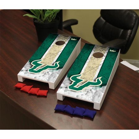 USF Bulls Mini Cornhole Game Set