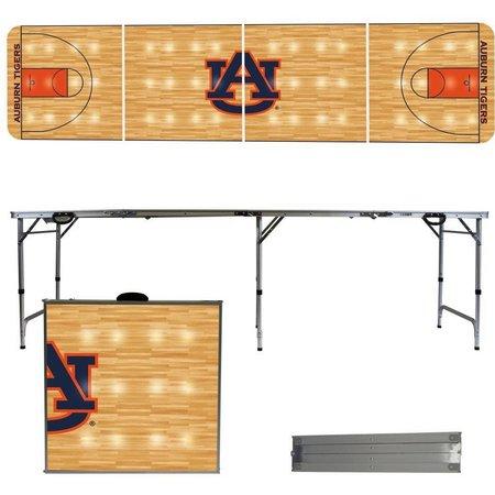 Auburn Basketball Court Folding Table