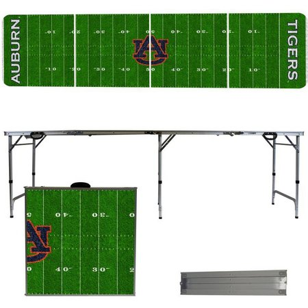 Auburn Tigers Football Field Folding Table