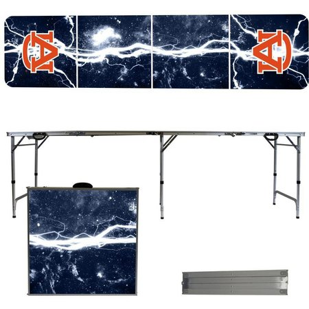 Auburn Tigers Lightning Folding Tailgate Table