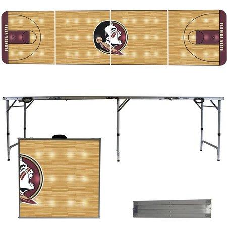 Florida State Basketball Court Folding Table
