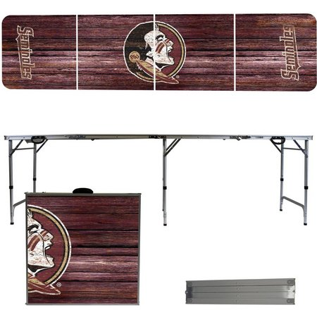 Florida State Weathered Folding Tailgate Table