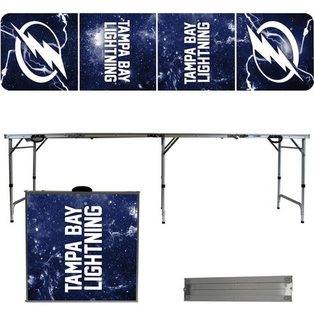Tampa Bay Lightning Folding Tailgate Table