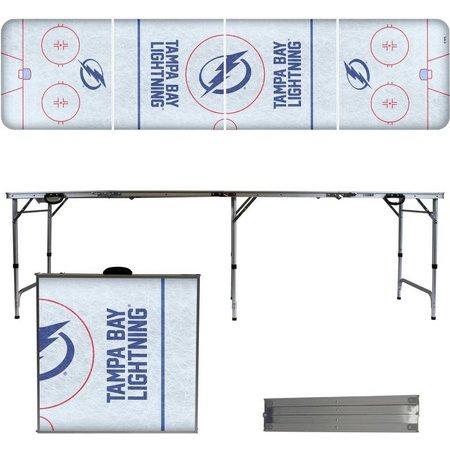 Tampa Bay Lightning Hockey Rink Folding Table