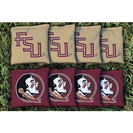 Florida State 8-pc. All Weather Cornhole Bag Set