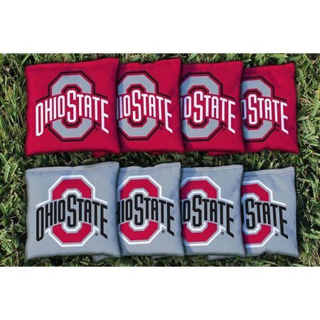 Ohio State 8-pc. Corn Filled Cornhole Bag Set