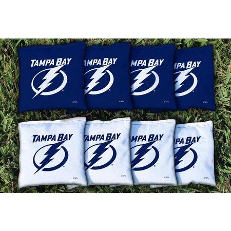 Tampa Bay Lightning 8-pc. Corn Filled Bag Set