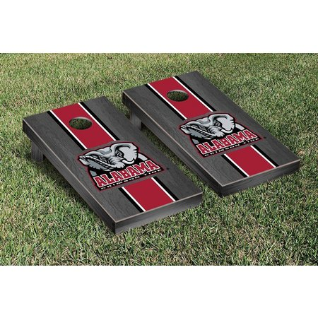 Alabama Onyx Stained Cornhole Game Set