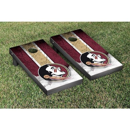 Florida State Vintage Cornhole Game Set