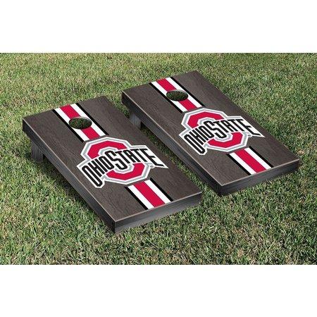 Ohio State Onyx Stained Cornhole Game Set