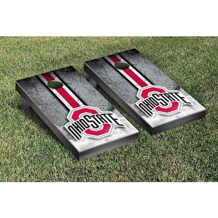 Ohio State Vintage Cornhole Game Set