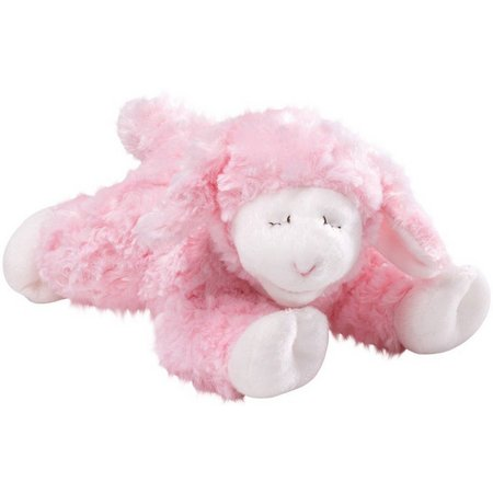 Gund Pink Winky Lamb Rattle