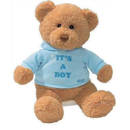 Gund It's A Boy Bear Plush Toy
