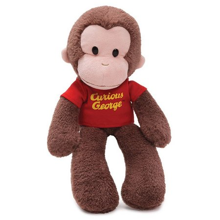 Gund Curious George Plush Toy