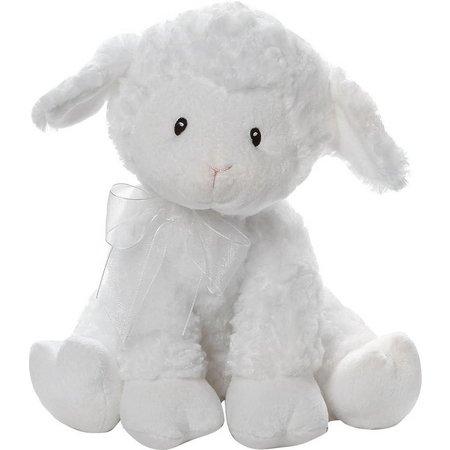 Gund Lena Lamb Musical Plush Toy