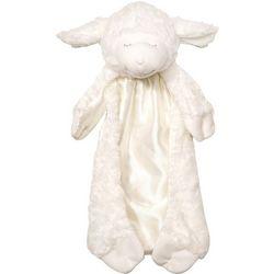 Gund Winky Lamb Huggybuddy Plush Blanket Toy
