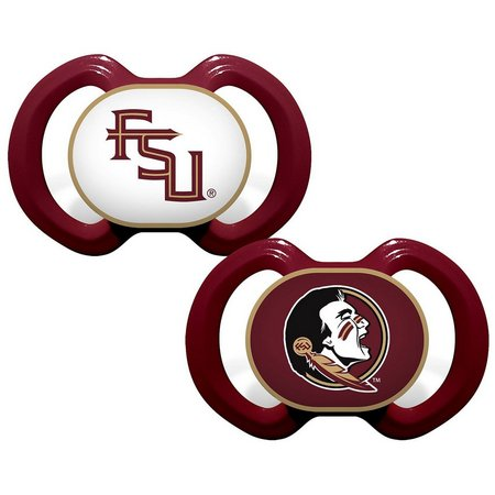 Florida State 2-pk. Orthodontic Logo Pacifiers