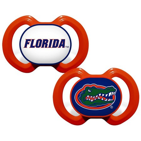 Florida Gators 2-pk. Orthodontic Logo Pacifiers