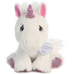 Precious Moments Sparkle Unicorn Plush Toy