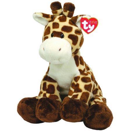 TY Pluffies Tip Top Giraffe