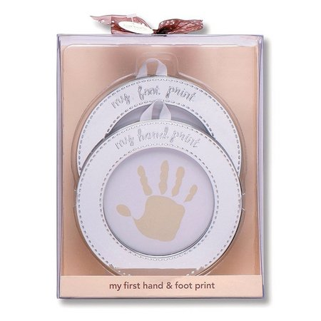 Carters My First Hand & Foot Print Ornament