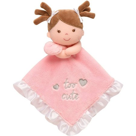 Baby Starters Too Cute Snuggle Buddy Doll
