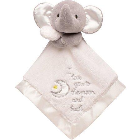 Baby Starters Moon Elephant Snuggle Doll