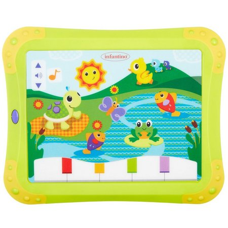 Infantino Topsy Turvy Lights & Sounds Touch Pad