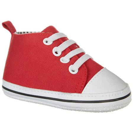 Rising Star Baby Boys High Top Shoes