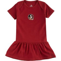 Florida State Baby Girls Bodysuit Dress