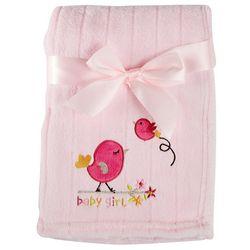 My Baby Baby Girls Super Soft Tweety Blanket
