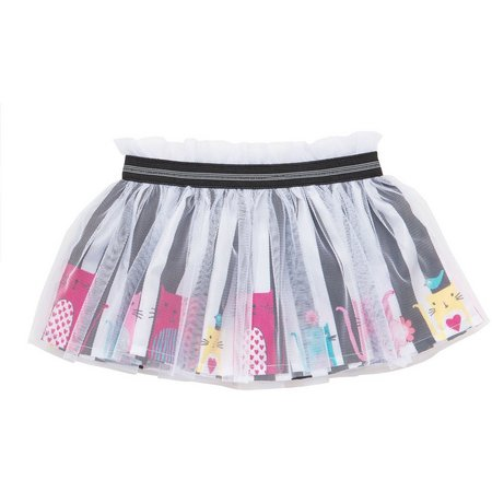 Baby Starters Baby Girls Cat Tutu Skirt