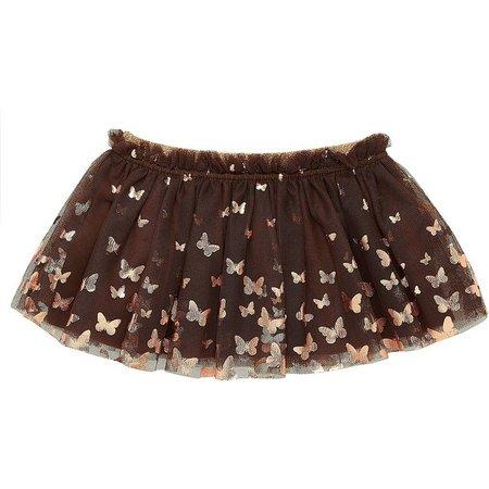 Baby Starters Baby Girls Butterflies Tutu Skirt