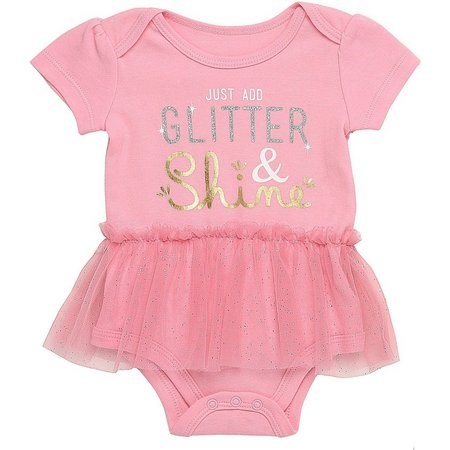 Babies with Attitude Baby Girls Add Glitter Tutu