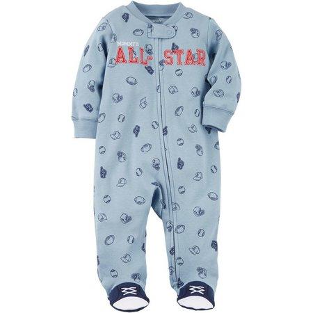 Carters Baby Boys All-Star Sleep & Play