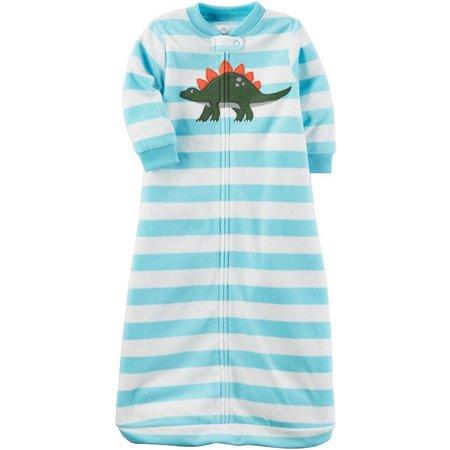 Carters Baby Boys Dino Microfleece Sleeper Gown