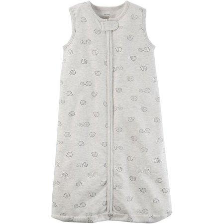 Carters Baby Girls Hedgehog Sleeper Gown