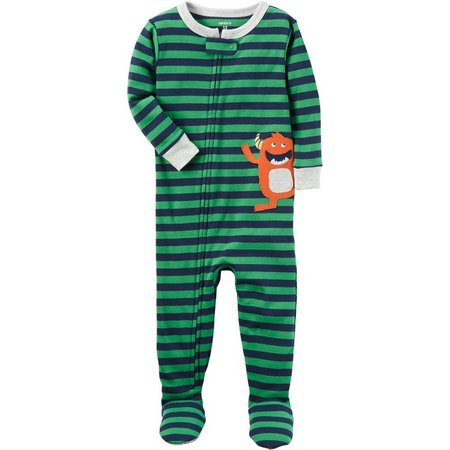 Carters Baby Boys Monster Wave Sleep & Play
