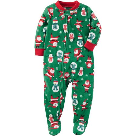 Carters Baby Unisex Christmas Sleep & Play