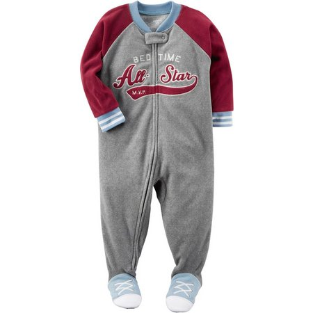 Carters Baby Boys Bedtime All-Star MVP Sleep &