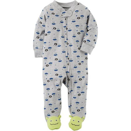 Carters Baby Boys Alien Spaceship Sleep & Play