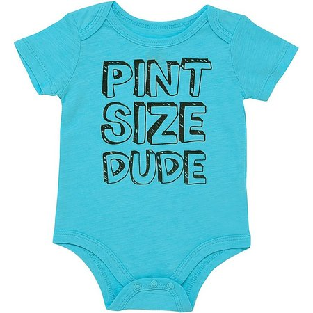 Babies with Attitude Baby Boys Pint Size Dude